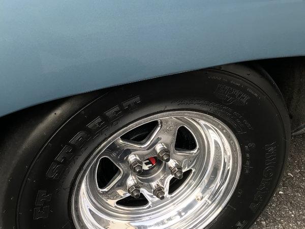 71 caprice badass small tire no cage