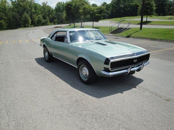 1967 Chevrolet Camaro  for Sale $45,000