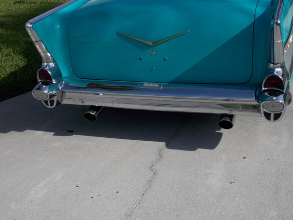 1957 chevy belair sell or trade