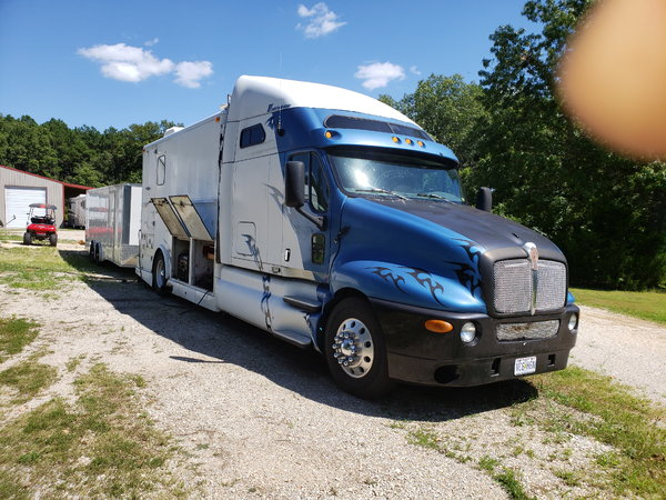 KW T2000 Conversion   for Sale $15,000