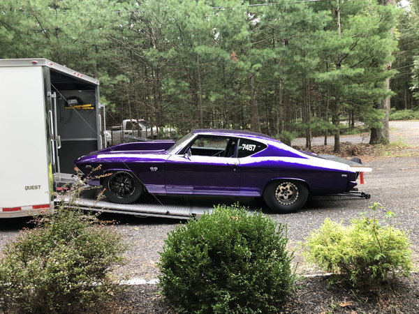 1969 chevelle  for Sale $65,000