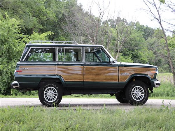 Jeep Grand Wagoneer For Sale >> 1987 Jeep Grand Wagoneer For Sale In Cardiff Ca Racingjunk