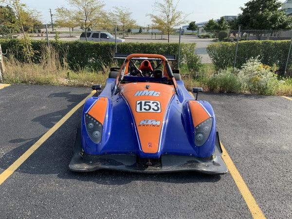 Pristine 2016 Radical SR3 RSX  for Sale $75,000