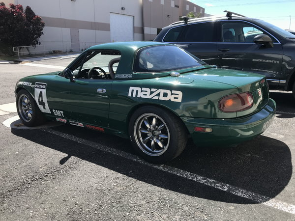 '91 MX-5 Spec Miata 1.6   for Sale $5,900