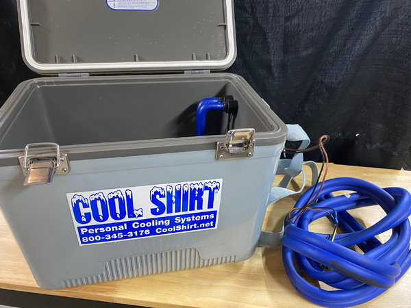 Cool Shirt System  for Sale $350