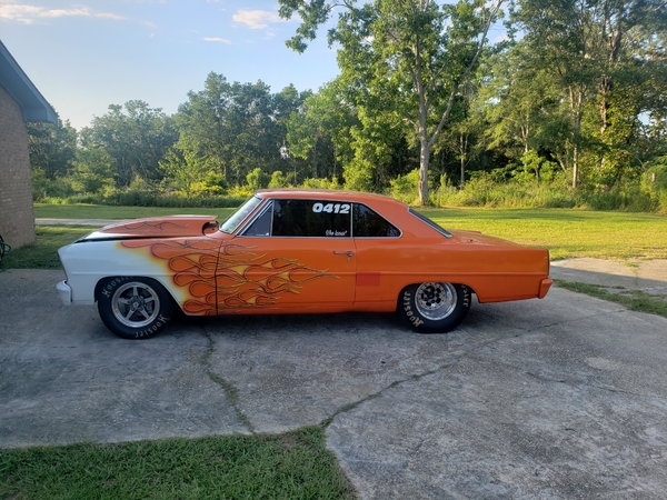 66 chevy 2  for Sale $32,000