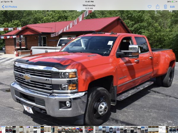 2016 Chevrolet LTZ Diesel  for Sale $35,000
