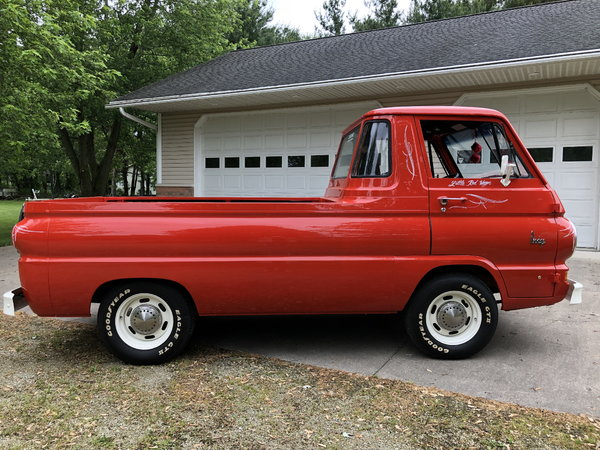 1966 Dodge A100 Truck  for Sale $28,500