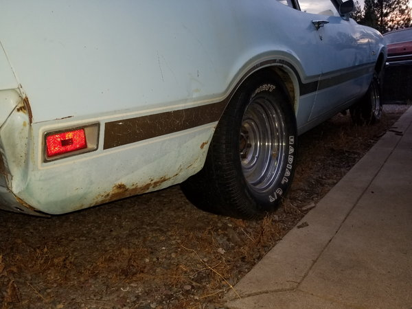 1972 Ford Maverick  for Sale $2,850