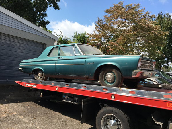 1965 Plymouth Belvedere II  for Sale $12,990