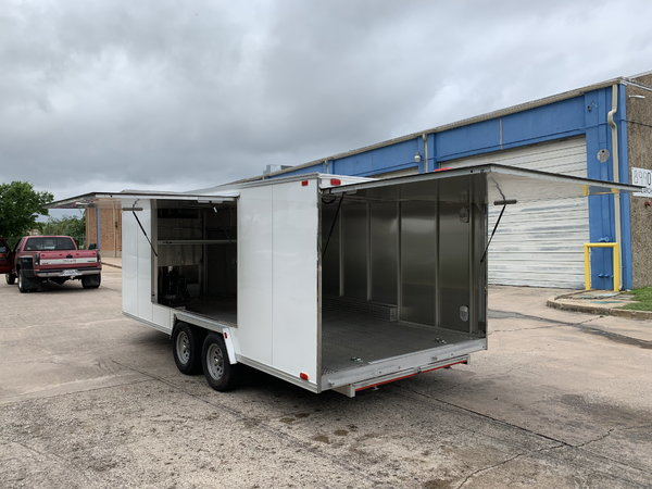 Trailex with side door  for Sale $11,000