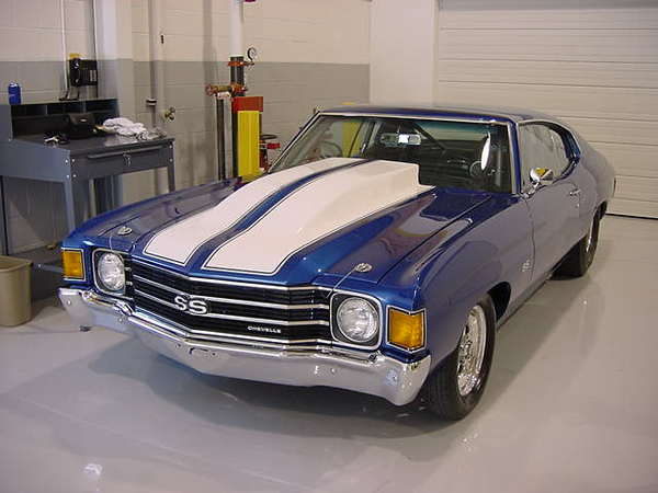 72 CHEVELLE SS 540   for Sale $90,000
