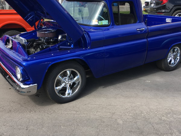1963 Chevrolet C10 Pickup  for Sale $42,000