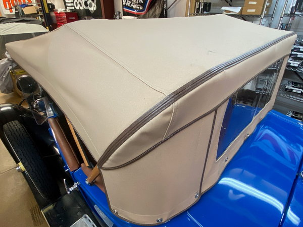 1927 Ford Model A / 1980 Shay Super Deluxe Roadster  for Sale $17,500