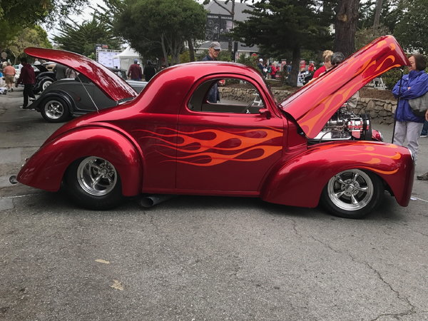 1941 Willys   for Sale $129,500