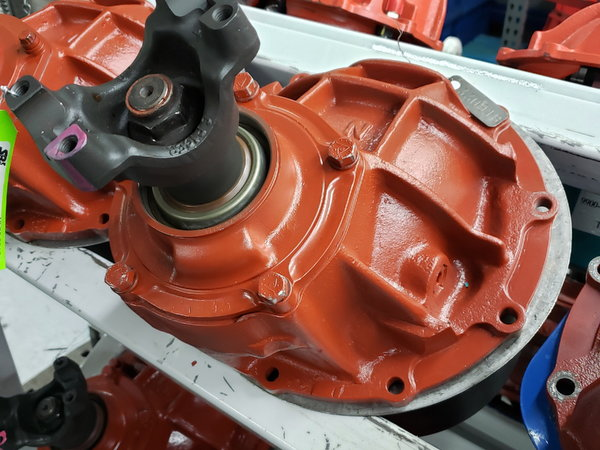 """Ford 9"""" Complete Gear Assembly w/ Locker  for Sale $750"""