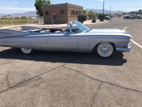 1959 Cadillac Series 62  for Sale $87,500