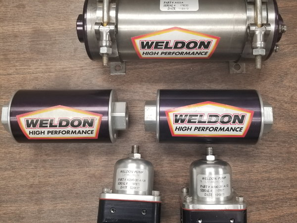 Weldon EFI Fuel System Kit for sale in columbus, OH, Price: $500