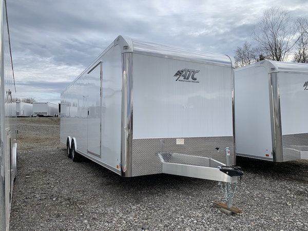 2020 ATC 28' Dual Axle  for Sale $16,450