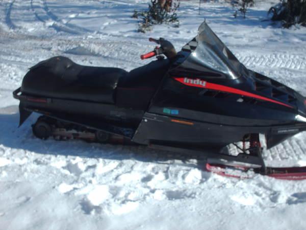 1989 POLARIS INDY 650  for Sale $700