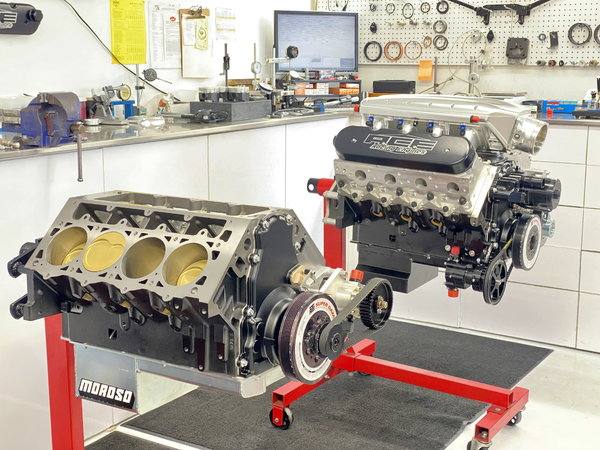 1500hp Rated Dart LS Next Crate Engine  for Sale $32,449