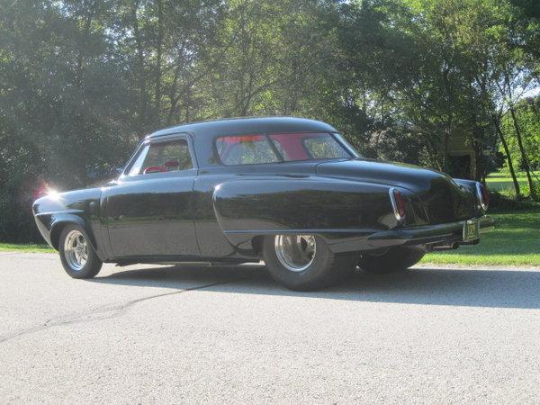 Reduced 1950 Prostreet Studebaker Starlight Coupe