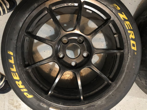 OZ racing wheels Corvette C7 Z51  for Sale $500