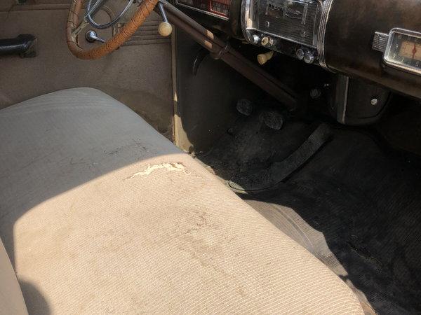 1939 Oldsmobile F-39  for Sale $4,500
