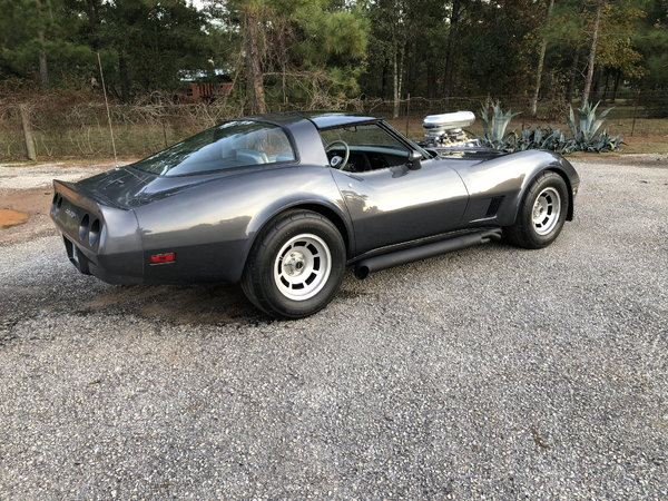1981 Chevrolet Corvette  for Sale $25,000