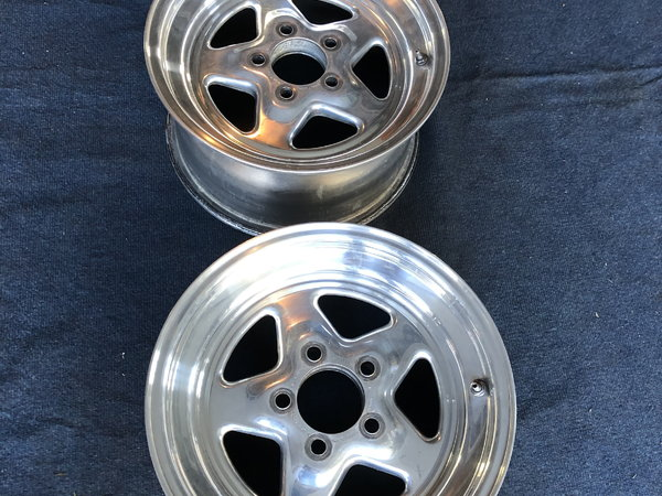 Weld ProStar Wheels 15x8Pro Star