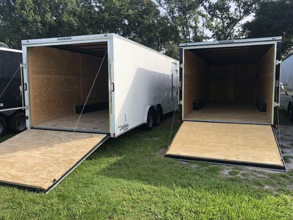 New 2020 Continental Cargo Enclosed Cargo Trailer