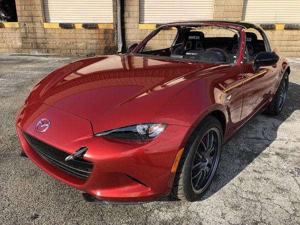 2016 Mazda Miata Mx5 Track Car Project For Sale In Orlando Fl