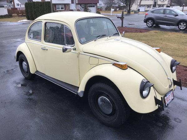 1970 Volkswagen Beetle  for Sale $7,500