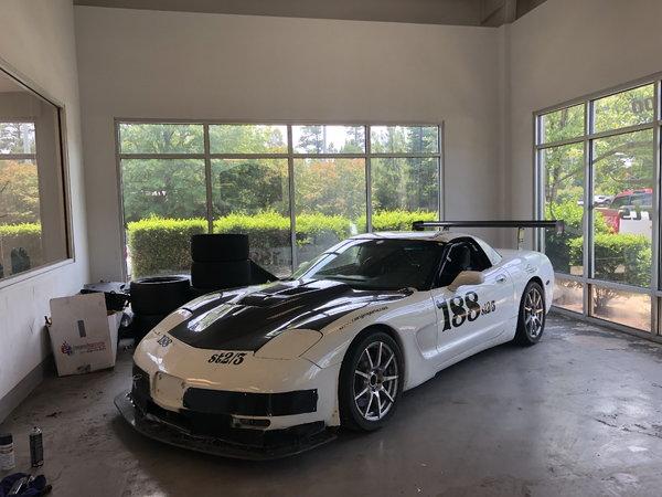1999 Corvette FRC NASA ST2 ST3  for Sale $28,500