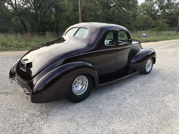 1940 Ford Coupe Street Rod Stunning High Dollar build Hot Ro  for Sale $54,900