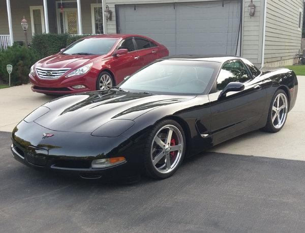 Rare C5 Corvette Z51 13K original miles  TRADE  for Sale $25,000