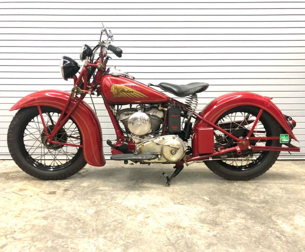1939 Indian   for Sale $12,000