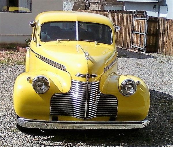 For Sale 1940 Chevy 4 Door Sedan Street Rod !!!