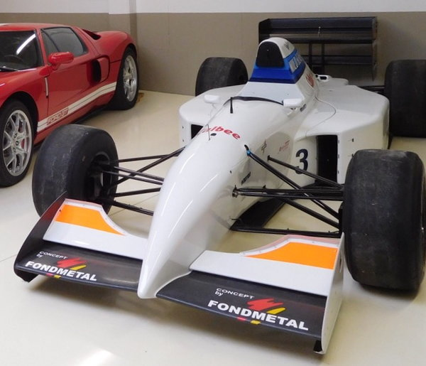 F1  1994 Tyrrell 022 with fresh engine  for Sale $265,000