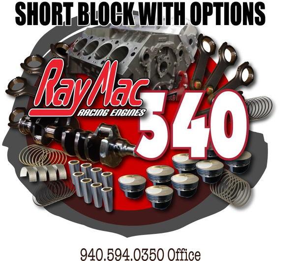 Short Block options  for Sale $3,850