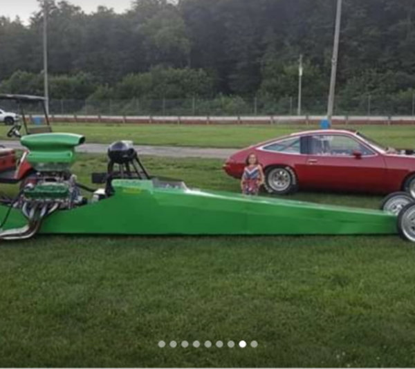 240'wb roller dragster