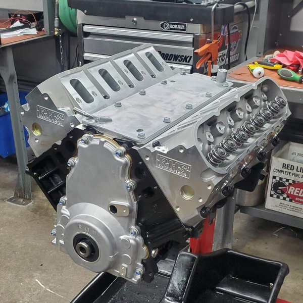 Boost Ready - 6.0L LS Long Block  for Sale $12,270