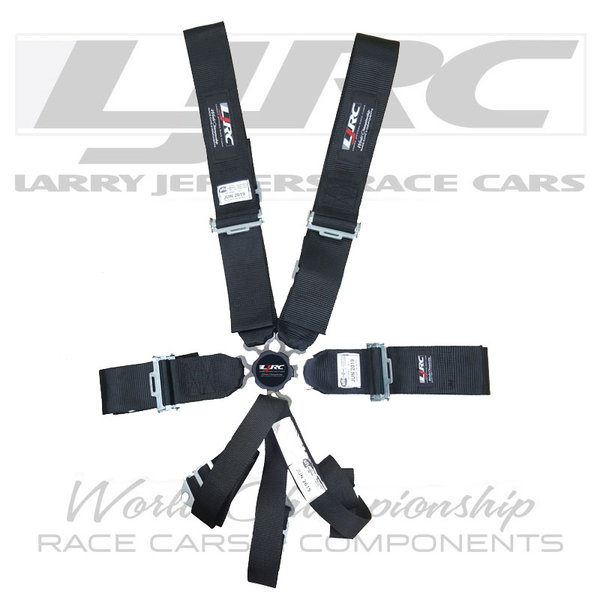 LJRC 5 & 7 Point Seat Belts  for Sale $82