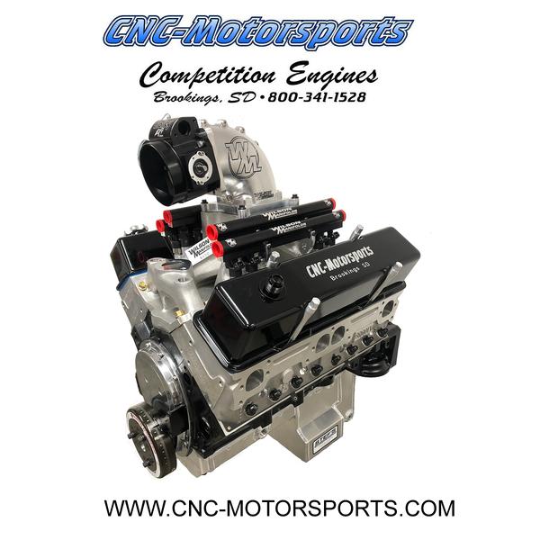 SBC 415 TURBO ENGINE 2200 HORSEPOWER  for Sale $41,999