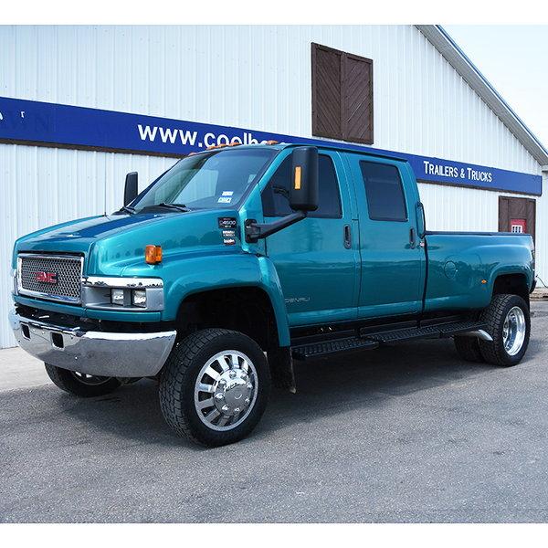 2005 GMC Top Kick 4500 Denali 4x4 Duramax Truck  for Sale $57,900