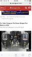 Dragster tie down straps