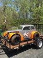 Sedan Legend Car
