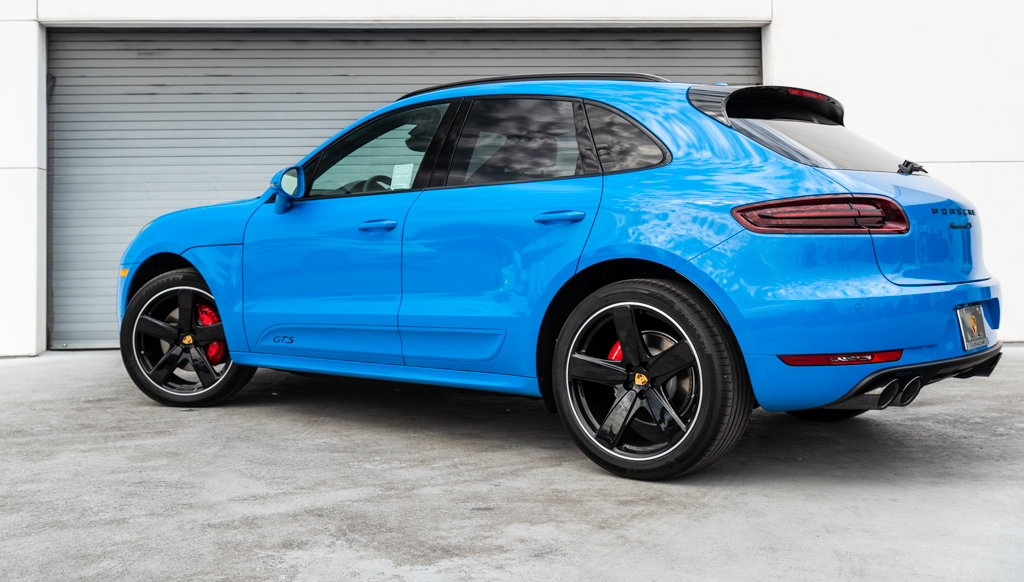 Porsche Macan Lease >> Voodoo Blue Macan GTS - Rennlist - Porsche Discussion Forums