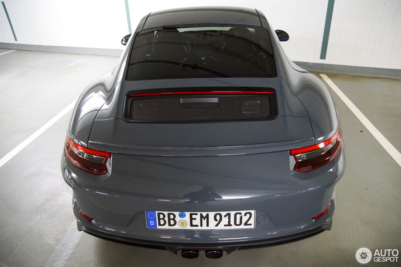 A Perfect Gts A 991 2 Gt3 With Touring Package Page 3