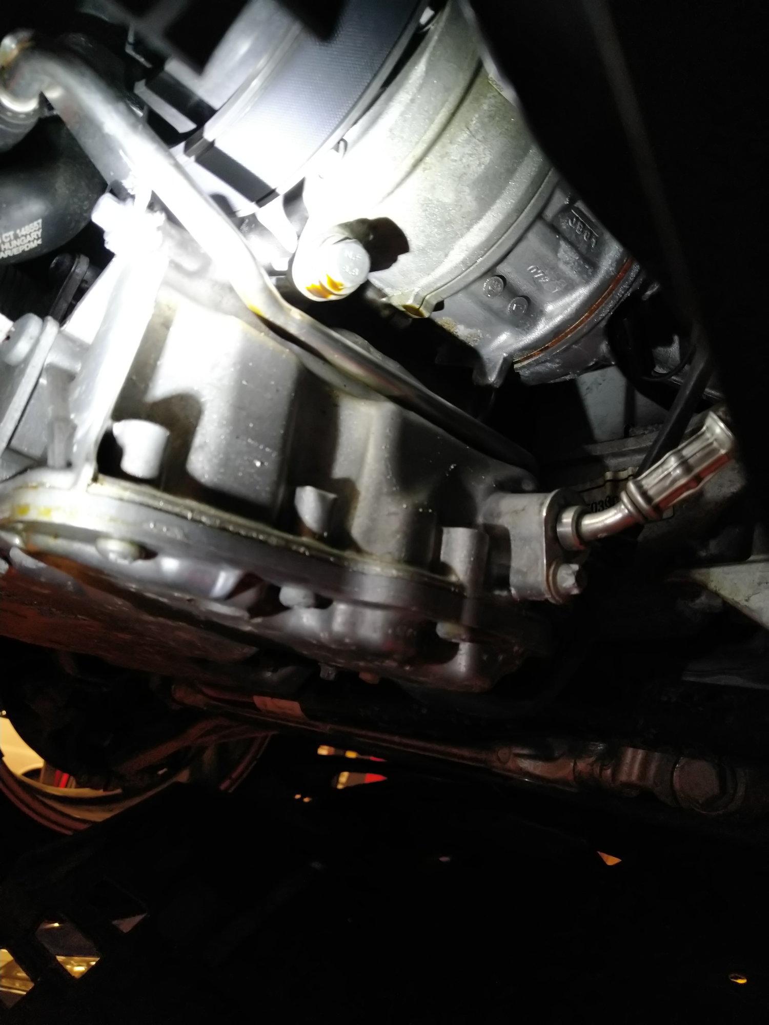 Cautionary Tale of Oil Leak (timing cover) - Rennlist - Porsche